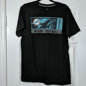Men's Miami Dolphins Football T-shirt